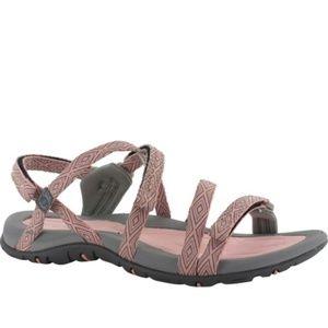 Hi Tec Santorini Strap Sandals